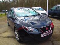 2010 60 SEAT IBIZA 1.2 CR TDI S 5D 74 BHP DIESEL