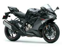 Kawasaki ZX-6R, ZX6R ZX636R Ninja 636 - Only two bikes remaining