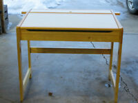 Birch - Desk and Chair
