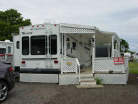 2006 Jayco Fleetwood Fifth Wheel trailer in Shediac, Oceansurf