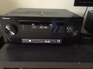 Home theatre system amplifier cerwin vega