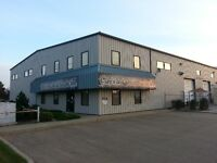 Premium New Shop for Lease With 10 Ton Cranes