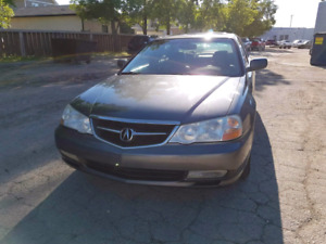 Acura TL Premium with Safety. 4200 or Best Offer