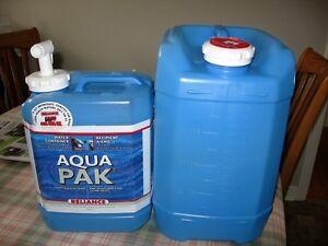 recipient a eau