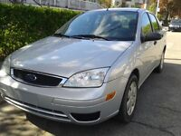 2007 Ford Focus Automatique avec un bas millage