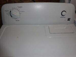 Kenmore Dryer only 1 year old
