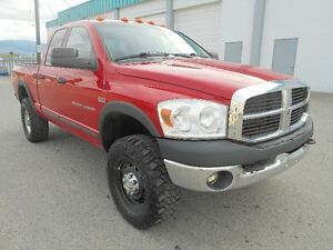 2008 Dodge Power Wagon HIME 5.7 6 Speed 4x4 Pickup Truck