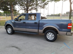 2004 f150 Larriat Crew Cab 4x4 NEW PRICE