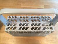 Electrolux dishwasher cutlery basket