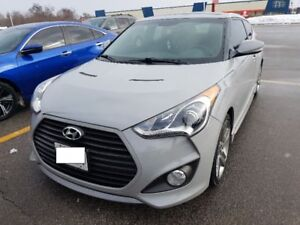 Used 2013 Veloster Turbo Priced to Sell at $13.5K