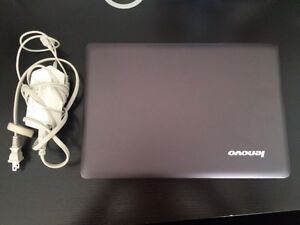 Lenovo laptop. Hard drive wiped. $250 No negotiation  London Ontario image 1