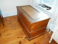 ANTIQUE HOPE CHEST / BLANKET CHEST ON SALE ONLY $285 NO TAX