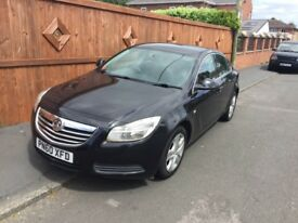 Vauxhall insignia 2 litre diesel, 2010 Reg, drives great, £2499.