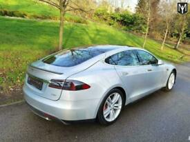 2014 (14) TESLA MODEL S P85 ONE COMPANY OWNED (RARE PERFORMANCE MODEL)