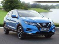 2017 Nissan Qashqai 1.6 dCi N-Connecta 4WD (s/s) 5dr