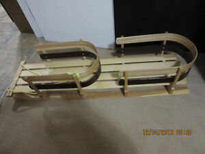 2 Seater or Double Sled / Sleigh