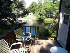 Kawartha's waterfront cottage for weekly rental