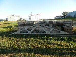 Rafters/Trusses