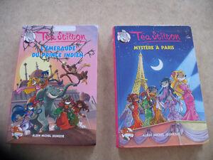 Livres de Téa Stilton