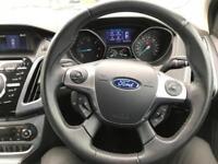 Ford Focus 1.6TDCi 2012 Titanium X 5dr HATCH - 115 BHP - 82K MILES - FFSH