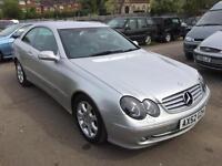 Mercedes-Benz CLK 270 CDI auto Elegance - 2003 52