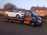 Vehicle recovery, delivery & collection salvage cars classic cars
