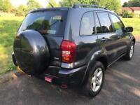 TOYOTA RAV4 2.0 VVT-i XT-R (2005) 147 BHP