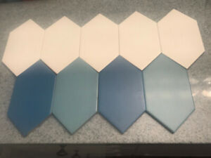 200 sq. ft of Bathroom wall tile - purchased from Centura tile