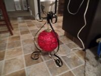 """Vintage Very Rare SPAGETTI LAMP (30"""" Tall) (Mint Condition) $135"""