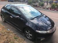 Honda Civic 2007. Diesel. Mot. Tax. Call 07939891623 . New shape. Satnav.