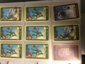 LOT OF MISCELLANEOUS CARDS...