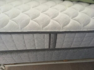 Like new double mattress and box spring