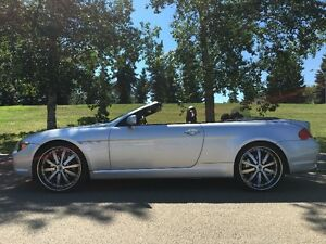 2006 BMW CONVERTIBLE 650i, GREAT CONDITION & LADY DRIVEN !!