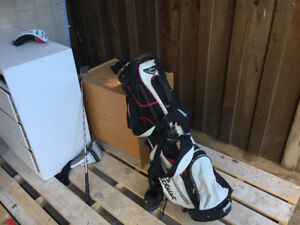 Cleveland Irons, Callaway and Taylormade golf clubs. New cond.