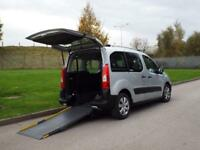 Citroen Berlingo 1.6HDi 90hp XTR Wheelchair accessible vehicle WAV