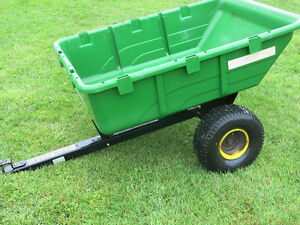 Trailer for Lawn Mower