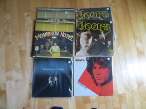 THE DOORS LPS/RECORD SALE