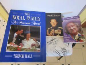 FS: The Royal Family Books