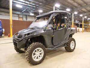 2012 Can-Am Commander Side by Side UP FOR AUCTION