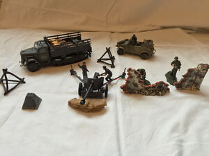 Forces Of Valor/21st Century Toys German vehicles London Ontario image 2