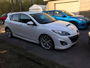 2010 Mazda MAZDASPEED3 GT Turbo 263hp