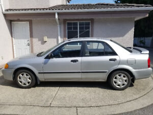 1999 Mazda Protege SE Other