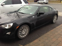 Moving South! Selling winter tires/rims for Scion FRS