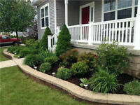 Reds Gardens.  Professional and Affordable!