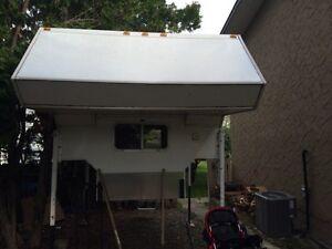 79 rebuilt okanagan camper