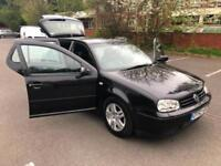 Volkswagen Golf 1.9TDI PD 130bhp 2003MY GT. RICARO LEATHER SEATS. HEATED SEATS.