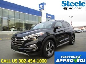 2017 Hyundai TUCSON 1.6T SE AWD Sunroof Leather backup camera lo