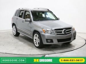 2011 Mercedes Benz GLK350 GLK 350 AWD A/C TOIT BLUETOOTH