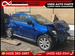 2015 MITSUBISHI RVR FOR PARTS PARTING OUT CARS CAR PARTS