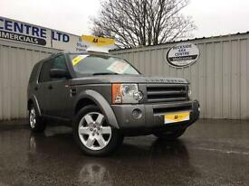 Land Rover Discovery 3 2.7TD V6 auto 2008.5MY HSE 4X4